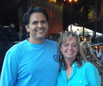 Dave and Kathy